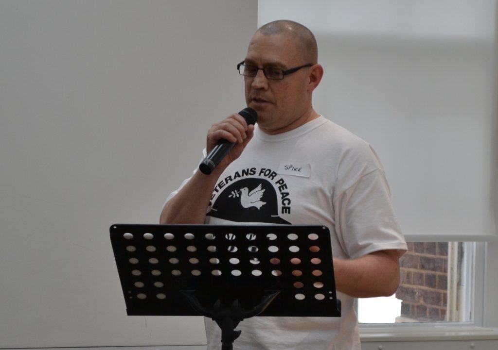 Saturday speaker - Session 1 - VFPUK - Ben Griffin